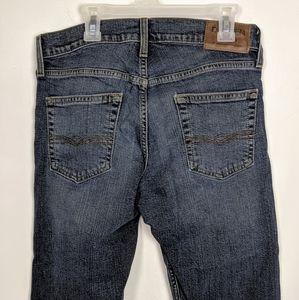 Levi's Denizen 218 Straight Fit 30x32 Jeans